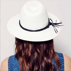 Free People Carmel Straw Hat